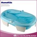 plástico de alta calidadindependiente bebé bañera
