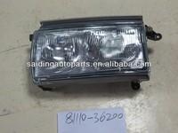 Head Light for Toyota Coaster HZB50 Head Lamp 81110-36200 1993--2004