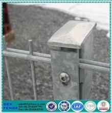 Leaf Metal Metal Double Swing Steel Gates