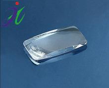 Acrylic Double convex Aspherical Lens,plastic magnifying lens,focusing lens