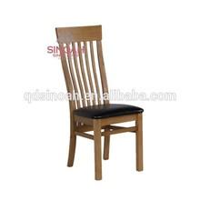 903 Solid oak UK home wooden furniture slat back chair