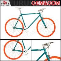 High quality 700C fixed gear road racing bike