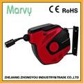 tubería de pvc de neumático automático de aire de la manguera del carrete 2015 la innovación