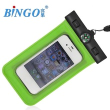 "Waterproof 5.8"" Screen Phone Case fits mobile phone"