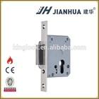 Stainless Steel Cylinder Lock Body For Sliding Door