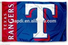 printed custom sport flag/football flag/soccer flagTexas Rangers 3x5 Flag