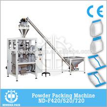 ND-F420/520/720 Large VFFS Automatic Fine Powder Packing Machine