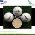 imprimir dinheiro para jogar 2 pedaço de golfe bola drive tocou bola para venda