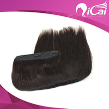 Grade 5A Clip In Hair Extensions Brazilian Remy Human Hair One Piece Clip In Human Hair Extensions