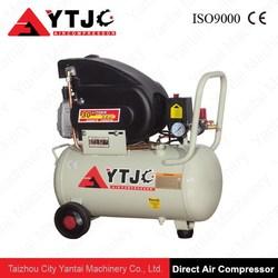2HP drive car electric portable high pressure air compressor