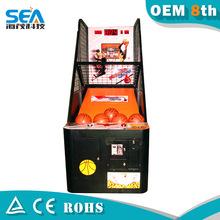 HM-L02-D 2015 Haimao New model street basketball electronic inflatable basketball game