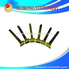 Wholesales metal brads ,8*9MM paper fastener pins