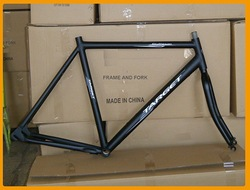 MADE IN CHINA aluminum alloy road bike frame 6061