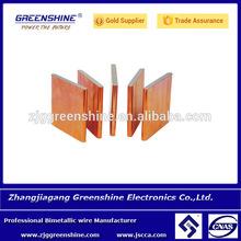 High quality Copper Clad Aluminum Bus copper alloy
