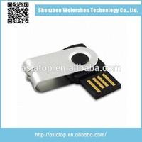 Latest Design Mini usb flash drive gifts