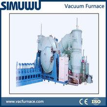 High-vacuum brazing of diamond tools / vacuum brazing furnace