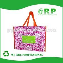 Good quality PP woven shopping bag cloth bag