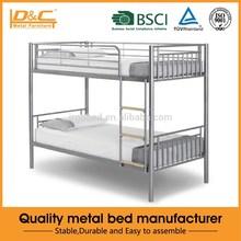 High quality bedroom furniture/single metal bed/iron bed/metal bunk bed/metal furniture/metal bed/bed frame/furniture/bed design