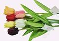 tulipa artificial decoração de flores artificiais