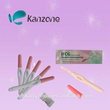 Medical Rapid Diagnostic Test Kit HCG Pregnancy Test, CE Mark