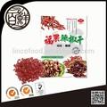 Cayenne chile rojo de corte
