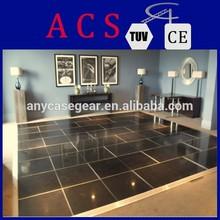 2015 ACS Teak Wood Dance Floor Project,1mx1m aluminum dance floor edges,dancing floor with teak wood