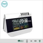 YD8205E-1 Present Multifunction lcd Calendar Temperature Clock