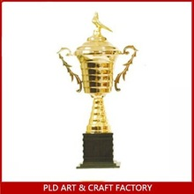 Polyresin harvest trophy, resin trophy, basketball champion
