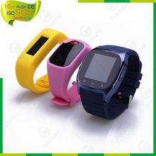 elegant led silicone watch,silicone watch set