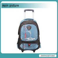 Promotional mochilas escolares con ruedas