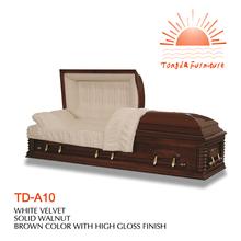 TD-A10 wooden casket cross