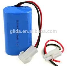 Custom Li-ion Battery Pack 7.4V 2200mAh Manufacturer with CE,ROHS,UL certificates