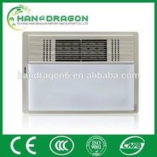 Ceiling Mounted bathroom electric fan heater/PTC Fan Heater