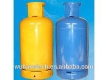 12.5KG/26.5L refilled LPG cylinder for Africa
