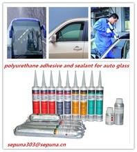 600ml waterproof polyurethane windshield and auto glass sealant PU8630