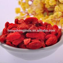 dried goji berry supplied from ningxia/goji berry with quality