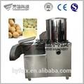 venda quente amplamente utilizado na lanchonete doce de batata descascar e cortar máquinas