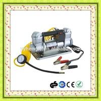 DC12V heavy duty Car air compressor air pump tire inflator With LED light