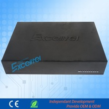 Excelltel / Phone system/PABX /GSM pbx system/TP832-416 4 CO lines 16 extensions/support 1-4 GSM module