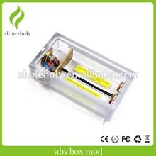 High quality plastic ABS mod mech 18650 mod 150 watt mod vape