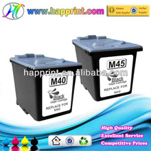 Black Ink Cartridge for Samsung M40 M45 M10 M50 Edible Ink Cartridges and Cartridge for Samsung