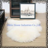 100% Australian Wholesale Sheepskin Rugs for Home Decorative