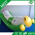 Top-Qualität tpu oder pvc Wasser spiel mobile spielzeug, verwendet wasserpark ausrüstung, aquapark design bauen