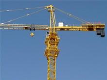 QTZ63(5013) self climbing terex tower cranes