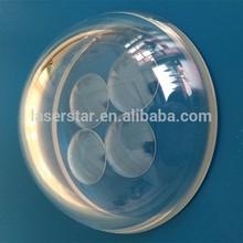 Vandalproof cctv dome camera case, outdoor underwater cctv camera housing