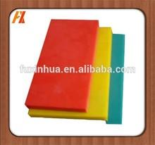 nontoxic and harmless high density polyethylene plastic sheet (HDPE)