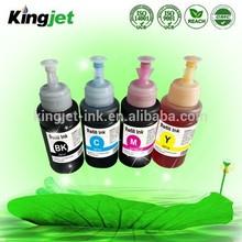 Bulk ink 4 colors specialized ink l101 100 110 desktop dye ink