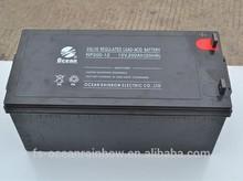 Sealed lead acid battery 12v200ah China manufacturer