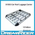 Toit de la voiture en aluminium transportafin/toit fret bagages rack de stockage