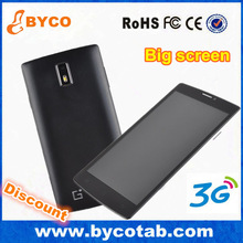 very cheap big screen android phone 3G 1900Mhz telefonos